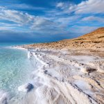 dead sea region in israel