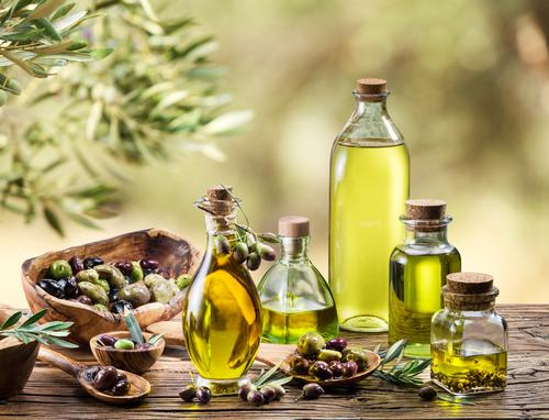 Extra Virgin Olive Oil 4040oz Decorative Tin Gorgeous Decorative Olive Oil Bottles